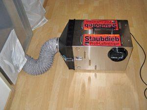 Staubdieb - Professionelle Luftreinigung Foto 1